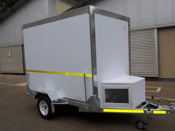 Mobile Freezers Manufacturers South Africa