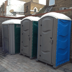 Chemical Portable Toilet