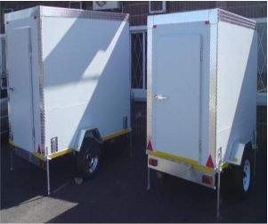 Mobile Freezers Manufacturers