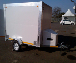 Mobile Freezers South Africa