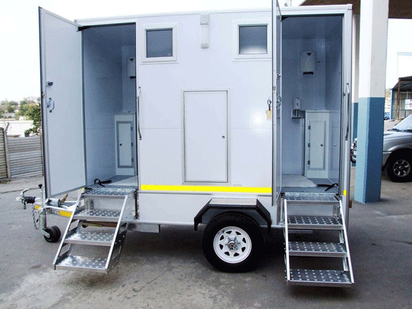 VIP Portable Toilets Manufacturers Durban South Africa