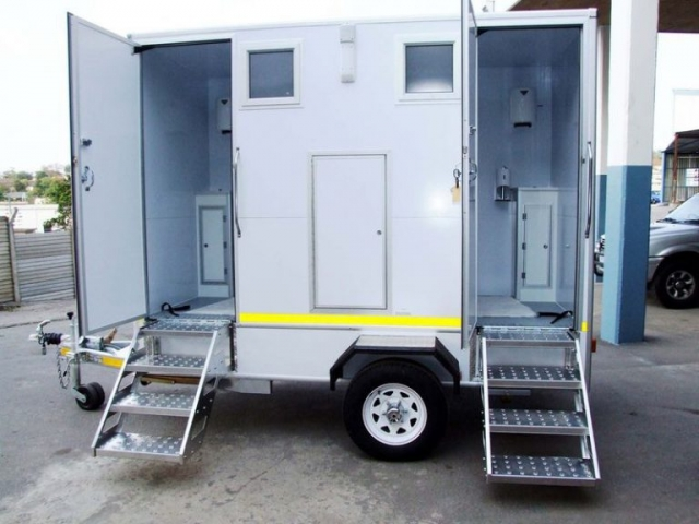VIP Portable Toilets Manufacturers South Africa